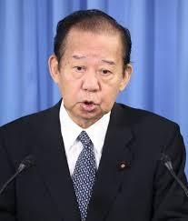 二階幹事長、中国と「仲良くがっちり手を組むべき」