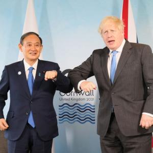 日本は米英仏加欧豪印等と友好や連携を確かめてほしい