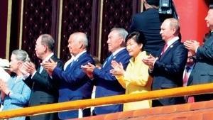 ボイス11月号に掲載された鈴置論考「米韓同盟消滅」