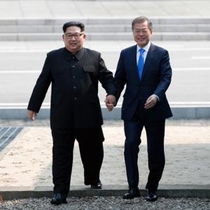 韓国、北朝鮮に対する経済制裁を公然と妨害し始めた?