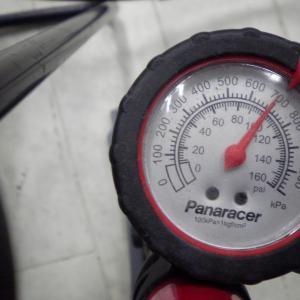空気圧の真実2 ~ 検証を検証する ~