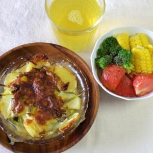 黄色い食卓