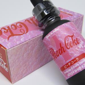 【リキッド】NINJA WORKZ Peach Coke