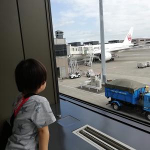 3歳0歳児連れのんびりグアム旅 その1 〜嵐を呼ぶ女?〜