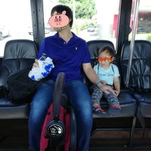 3歳0歳児連れのんびりグアム旅 その5 〜グアムプレミアムアウトレット〜