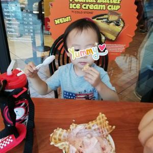 3歳0歳児連れのんびりグアム旅 その9 〜グアム土産・・・??〜
