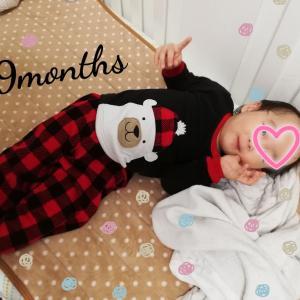 次男 生後19ヶ月(1歳7ヶ月)