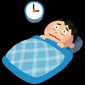 雑談:暑くなると睡眠時間が短くなる