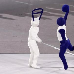 雑談:オリンピックみてる?