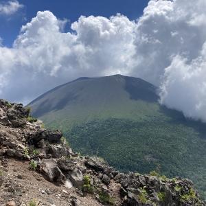 登山:浅間山ウォーキング