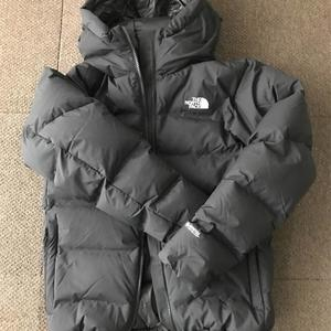 【ファッション】ザノースフェイスのダウンジャケット&ショートブーツで冬のコーデを確認。