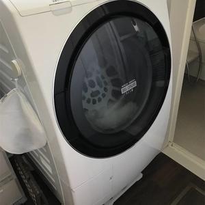 【掃除・家事】ダメもと!洗濯機使用不可のタイルカーペットを洗濯機で洗ってみた話。
