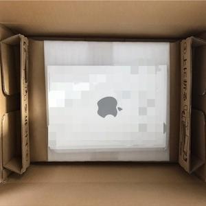 【生活】MacBook Pro液晶画面が割れた!Appleサポートで修理依頼。