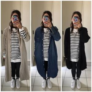 【ファッション】2021年春服コーデしてみた。