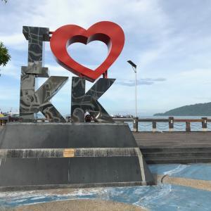 マレーシア -コタキナバルのおススメごはん- (キナバル山プロジェクト_番外編)