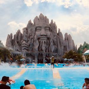 ベトナム -これが奇界遺産 スイティエン公園だ!-