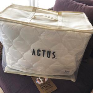 ACTUSのフレンチウール