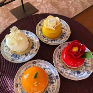 HIBIKAの四季菓子
