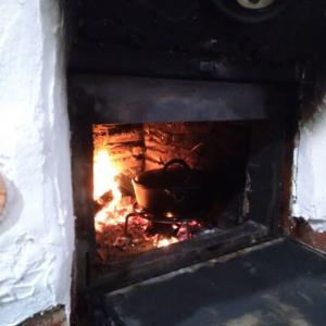 囲炉裏、カマド、暖炉は、食文化も変える!