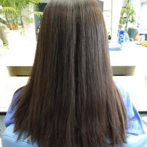 髪の毛の水分量の大切さ