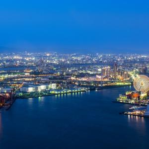 当初24区、24色の鮮やかな大阪市へ・バラバラにしません・大阪市潰しませんと言ってた橋下氏