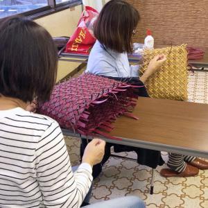 【南条】公民館ハンドメイド教室。作りたいものを作りたいときに、心のままに楽しむ教室。