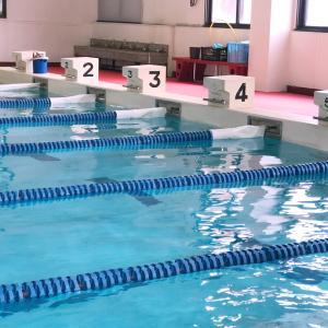 明日はもっと泳ぐぞっ!