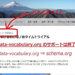 ライブドアブログでパンくずリストを修正【data-vocabulary.org 警告】