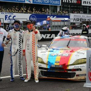 MaxRacing GT300 初優勝っ♪