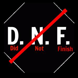 DNFの言い訳