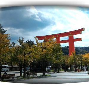 るるぶ・京都を買いにジュンク堂へ、、、と思っていましたが、京都府立図書館へ