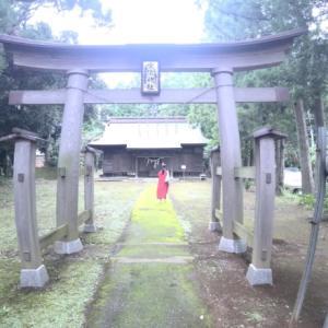 宗像神社・四社大神·····そして、ドーナツ