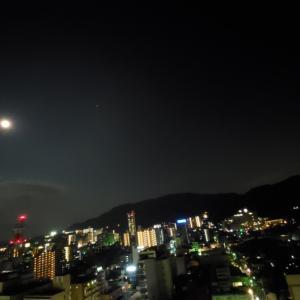 月も星も味方につけて
