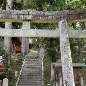本日は恵那神社さまへの導きの旅