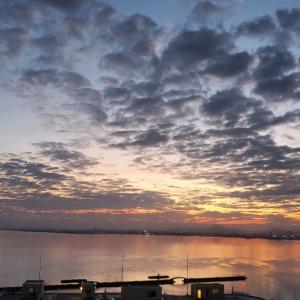 ゼロから始まる朝の景色
