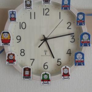 時計にひと工夫