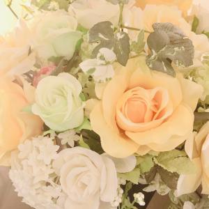 造花だけど可愛い