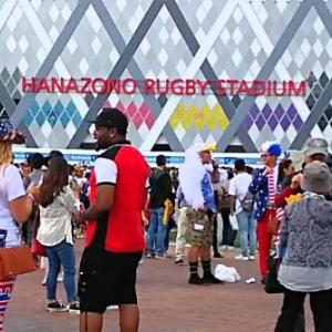 花園ラグビー場、最後のワールドカップ。