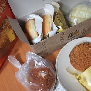 韓国大田(デジョン)で有名なパン屋さんの代表商品