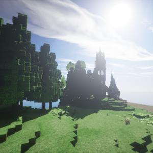 【Minecraft】超絶きれいな森(林)の作り方 (Worldedit)
