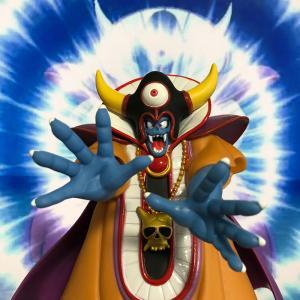 ゾーマの指先からいてつくはどうがほとばしった!! ドラゴンクエスト AM 伝説の魔王フィギュア ゾーマ 開封レビュー!!