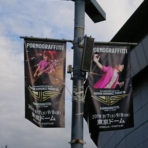 ポルノグラフィティ in 東京ドーム
