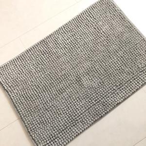【IKEA】グレーの足拭きマット