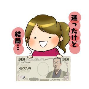 迷ったけど、1万円分。