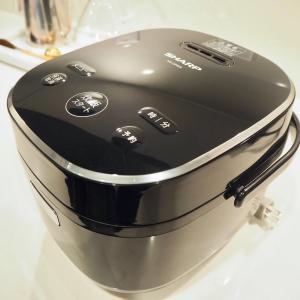 買って大満足のシンプルキッチン家電!やっぱり手軽にご飯が炊けるって便利〜