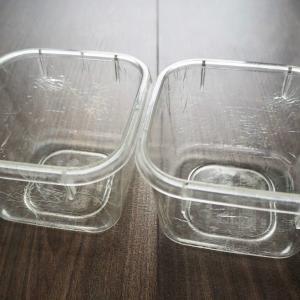 私の食品保存容器の断捨離ポイント。新しいのは100均の優秀アイテム!
