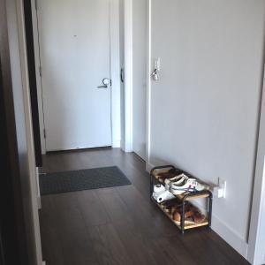 狭いし収納ない玄関の悩みその① 【IKEAの収納家具購入で解決させるゾ 】