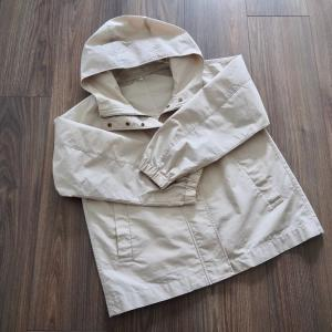 無印の春用ジャケットが使えるので色ち買い!ワンピコーデに合わせてみた。