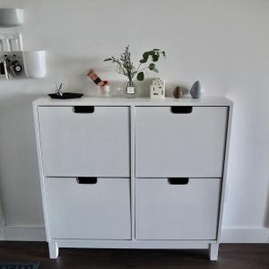 【玄関インテリア】IKEAのオシャレと機能が両立した雑貨で春夏仕様に模様替え