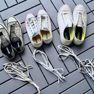 オキシクリーンで靴を丸洗い!驚くほど汚れが落ちた衝撃のビフォーアフター。